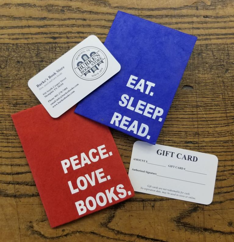 Burke's Book Store $25 Gift Card