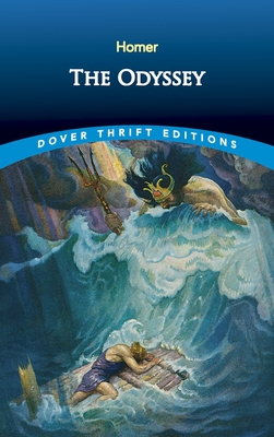 The Odyssey (Dover Thrift Editions). Homer.