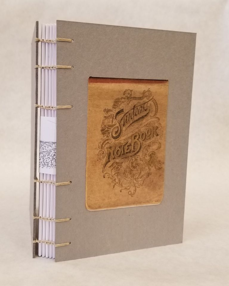 Handmade Blank Journal 4.5 x 7