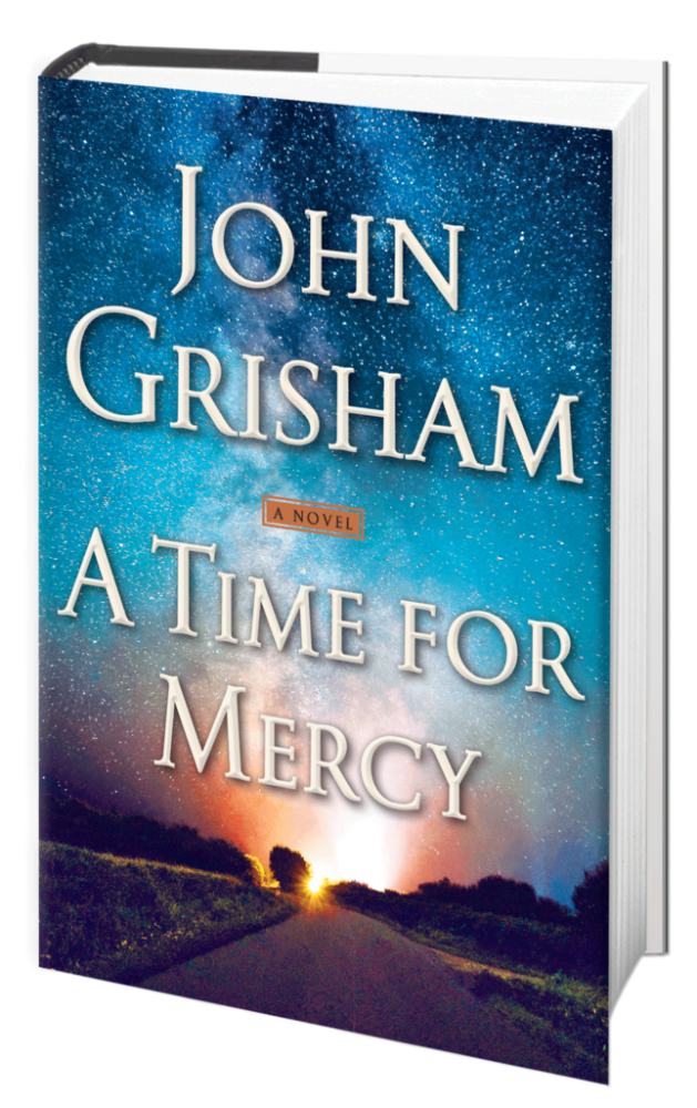 A Time for Mercy SIGNED. John Grisham.