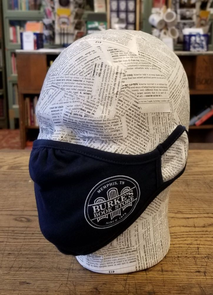 Burke's Book Store Face Mask