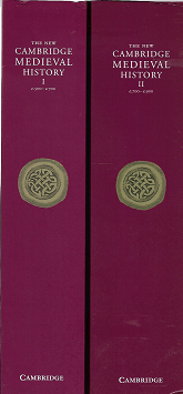 The New Cambridge Medieval History: in 2 volumes. Paul Fouracre.