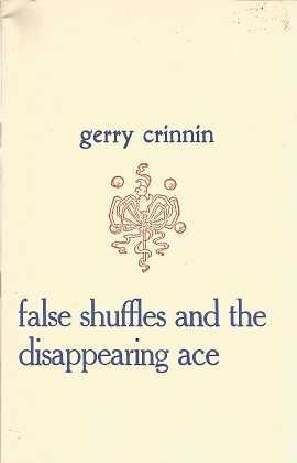 False Shuffles and the Disappearing Ace. Gerry Crinnin