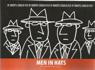 Men in Hats. Graham Sale.