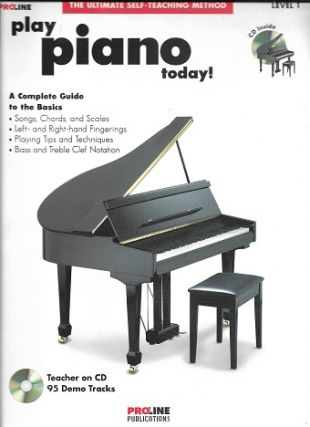 Play Piano today! Warren Wiegratz, Michael Mueller.