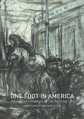 One Foot in America. Eugeen Van Mieghem