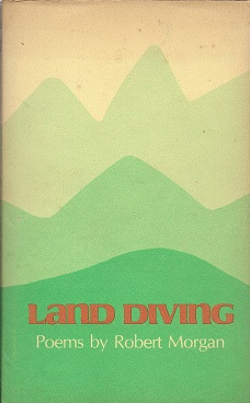 Land Diving: New Poems [SIGNED]