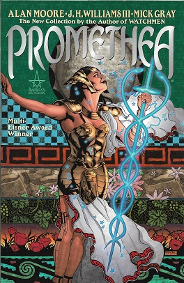 Promethea, Book 1. Alan Moore