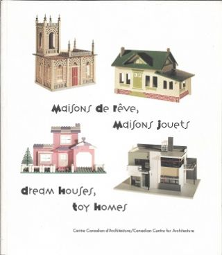 Maisons de reve, Maisons jouets (Dream Houses, Toy Homes) 12 structures de protection de chantier...