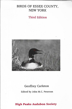 Birds of Essex County, New York. Geoffrey Carleton