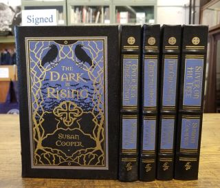 The Dark is Rising Sequence (5 volumes) [SIGNED